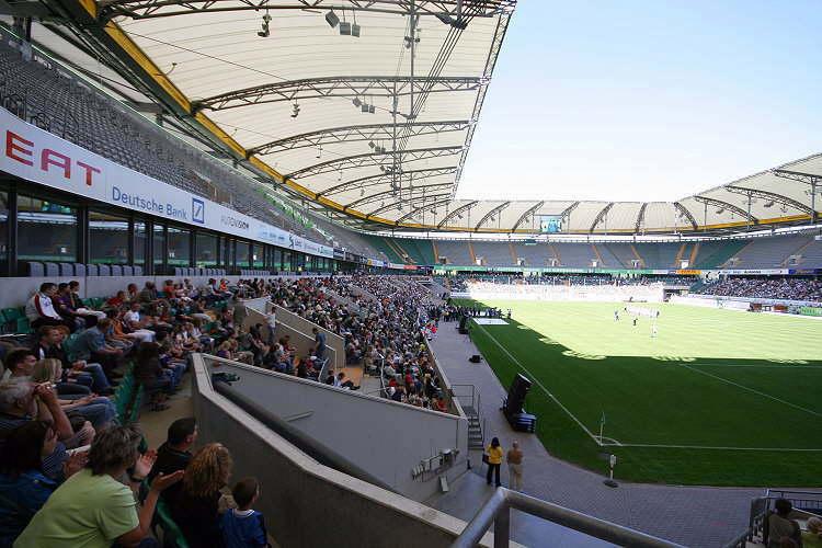 Vw Arena Wolfsburg